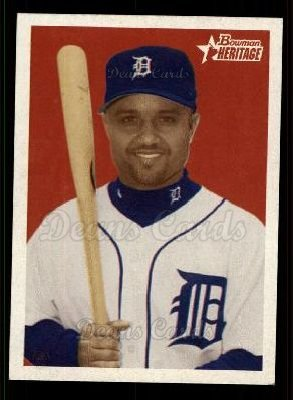 2006 Bowman Heritage #147  Placido Polanco