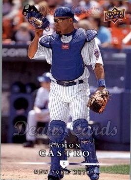 2008 Upper Deck First Edition #418  Ramon Castro