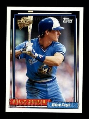 2004 Topps All-Time Fan Favorites #99  Kelly Gruber