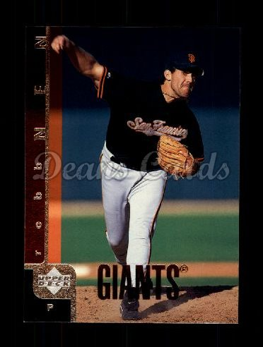 1998 Upper Deck #722  Robb Nen