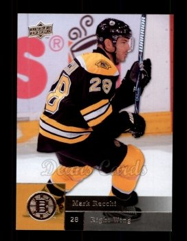 2009 Upper Deck #3  Mark Recchi