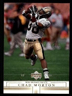 2001 Upper Deck #104  Chad Morton