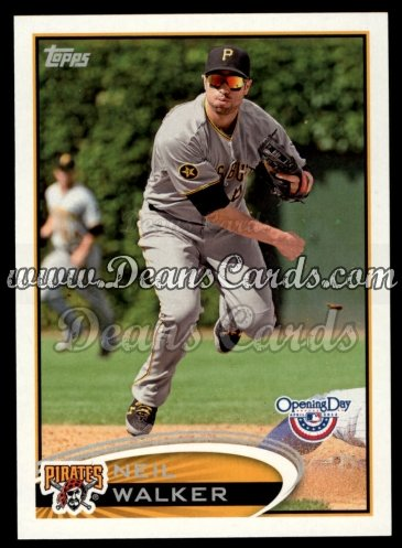 2012 Topps Opening Day #152  Neil Walker