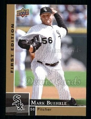 2009 Upper Deck First Edition #76  Mark Buehrle