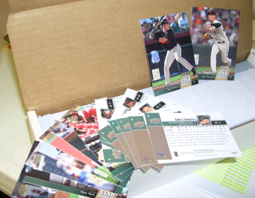 2010 Upper Deck     Baseball Complete Set