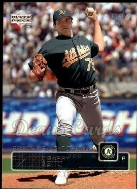 2003 Upper Deck #536   -  Barry Zito Season Highlights
