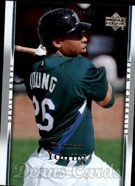 2007 Upper Deck #975  Delmon Young