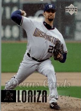 2006 Upper Deck #489  Esteban Loaiza
