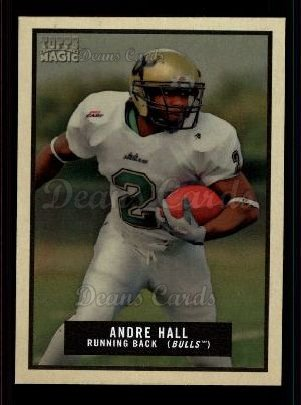 2009 Topps Magic #244  Andre Hall