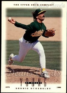 1996 Upper Deck #101  Dennis Eckersley