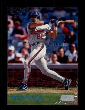 1998 Topps Stadium Club #263  David Segui