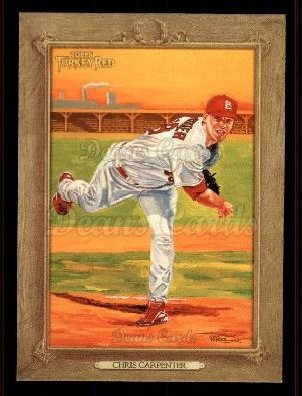 2007 Topps Turkey Red #72  Chris Carpenter