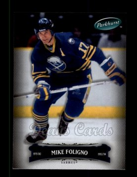 2006 Parkhurst #62  Mike Foligno