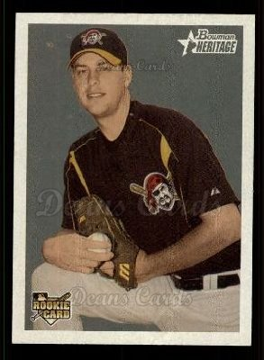 2006 Bowman Heritage #243  Josh Sharpless