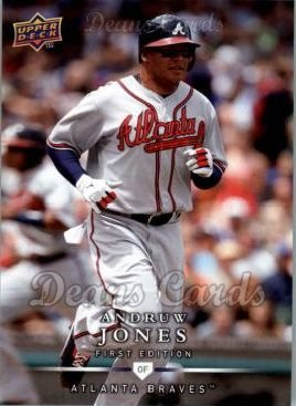 2008 Upper Deck First Edition #41  Andruw Jones
