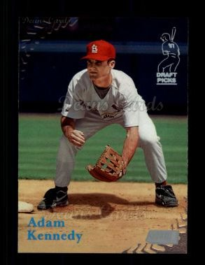 1998 Topps Stadium Club #393  Adam Kennedy