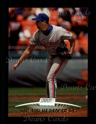 1999 Topps Stadium Club #97  Dustin Hermanson