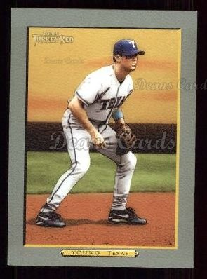 2005 Topps Turkey Red #2  Michael Young