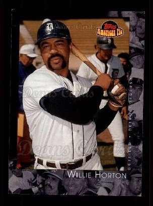 2001 Topps American Pie #111  Willie Horton