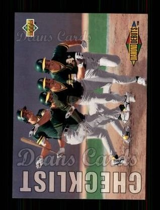 1993 Upper Deck #500  Brent Gates