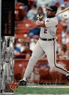 1994 Upper Deck #248  Mark McLemore