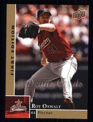 2009 Upper Deck First Edition #120  Roy Oswalt