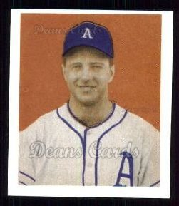 1949 Bowman REPRINT #80  Bill McCahan