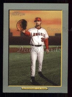2005 Topps Turkey Red #56  Casey Kotchman
