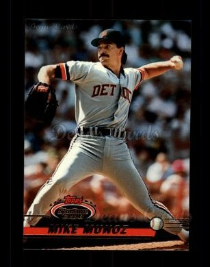 1993 Topps Stadium Club #248  Mike Munoz