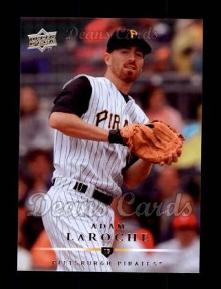 2008 Upper Deck #208  Adam LaRoche