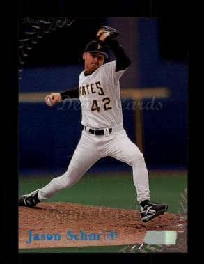 1998 Topps Stadium Club #96  Jason Schmidt