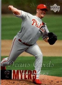 2006 Upper Deck #340  Brett Myers