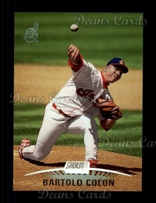 1999 Topps Stadium Club #17  Bartolo Colon