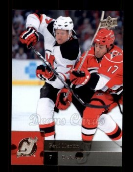 2009 Upper Deck #51  Paul Martin