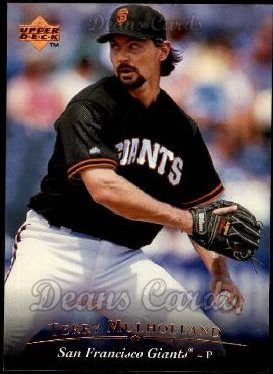 1995 Upper Deck #337  Terry Mulholland