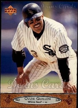 1996 Upper Deck #41  Ozzie Guillen