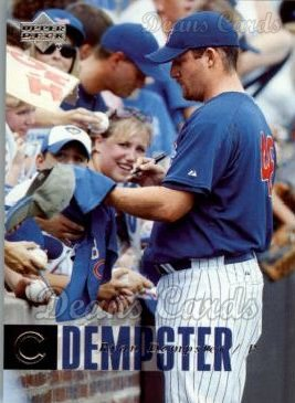 2006 Upper Deck #102  Ryan Dempster