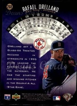 1996 Upper Deck #268  Rafael Orellano