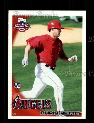 2010 Topps Opening Day #215  Chris Pettit