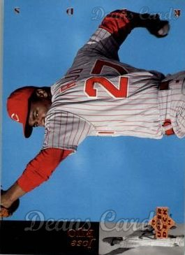 1994 Upper Deck #143  Jose Rijo