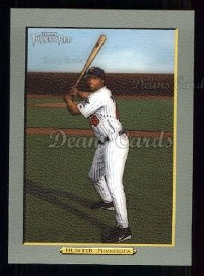 2005 Topps Turkey Red #57  Torii Hunter