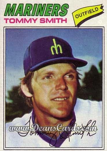 1977 Topps #14  Tommy Smith
