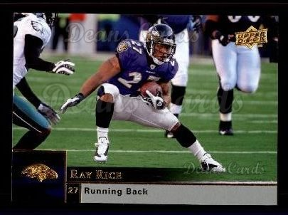 2009 Upper Deck #16  Ray Rice