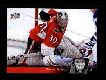 2010 Upper Deck #67  Brian Elliott