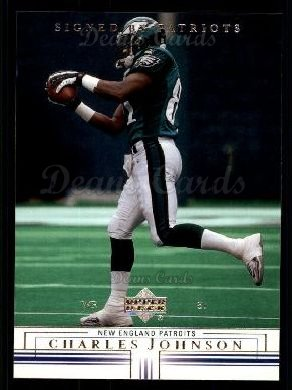 2001 Upper Deck #128  Charles Johnson