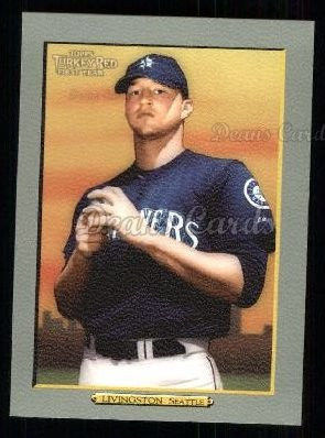 2005 Topps Turkey Red #279  Bobby Livingston