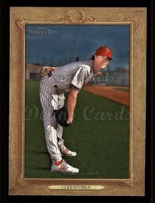 2007 Topps Turkey Red #5  Cole Hamels