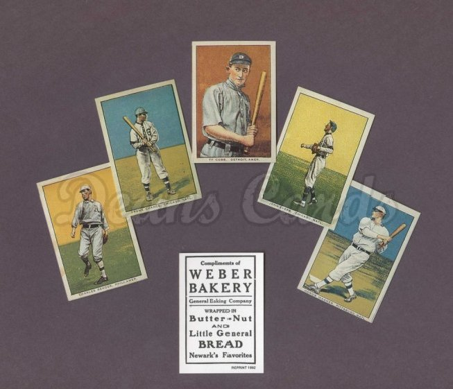 1911 D304 General Baking Reprint     Complete Set