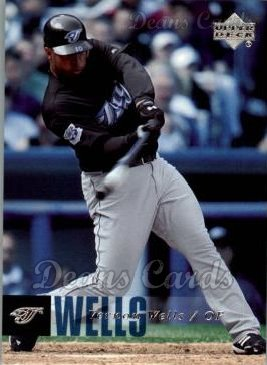 2006 Upper Deck #484  Vernon Wells