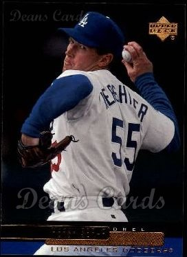 2000 Upper Deck #408  Orel Hershiser